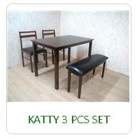 KATTY 3 PCS SET